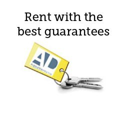 Rent with the best guarantees