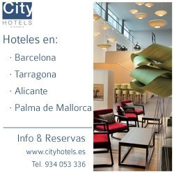 Reserve su hotel con City Hotels Hispania