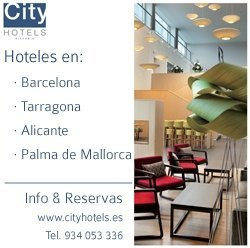 Book your hotel in City Hotels Hispania